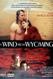 Le vent du Wyoming - Poster / Capa / Cartaz - Oficial 1