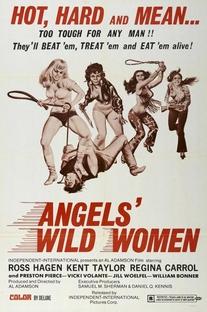 Angels' Wild Women - Poster / Capa / Cartaz - Oficial 1
