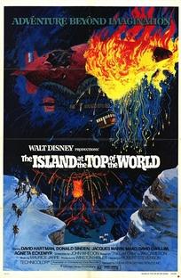 A Ilha do Topo do Mundo - Poster / Capa / Cartaz - Oficial 1