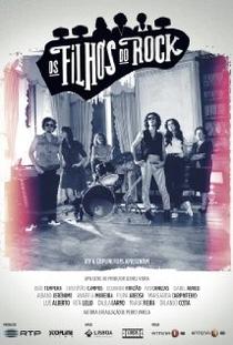 Os Filhos do Rock - Poster / Capa / Cartaz - Oficial 1