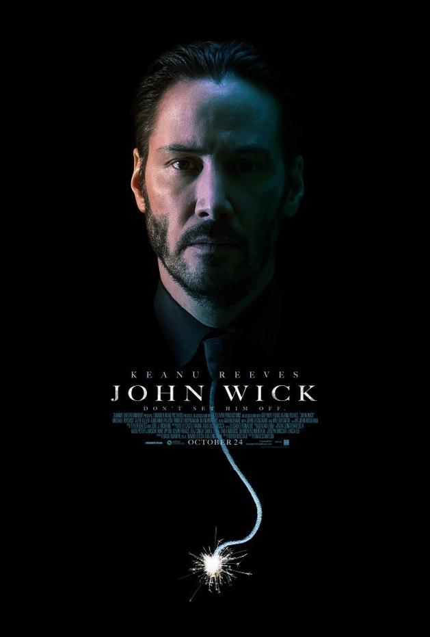 [CINEMA] John Wick: Trailer do novo filme de Keanu Reeves