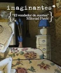 Imaginantes* El Vendedor de Sueños - Milorad Pavic - Poster / Capa / Cartaz - Oficial 1