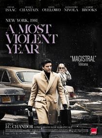 O Ano Mais Violento - Poster / Capa / Cartaz - Oficial 3