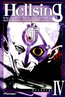 Hellsing - Poster / Capa / Cartaz - Oficial 16
