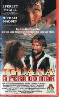 Iguana - A Fera do Mar - Poster / Capa / Cartaz - Oficial 4