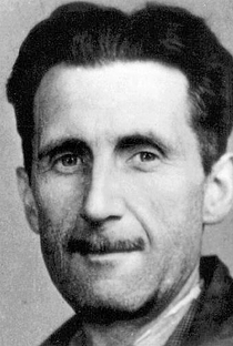 George Orwell (I) - Poster / Capa / Cartaz - Oficial 1