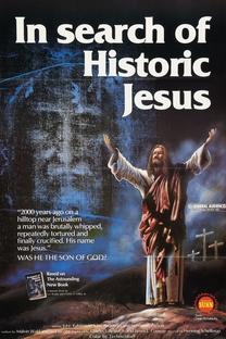 À Procura do Verdadeiro Jesus - Poster / Capa / Cartaz - Oficial 1