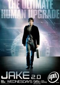 Jake 2.0 (1ª Temporada) - Poster / Capa / Cartaz - Oficial 1