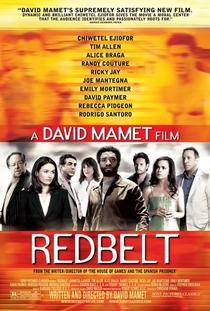 Cinturão Vermelho - Poster / Capa / Cartaz - Oficial 3