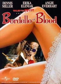 O Bordel de Sangue - Poster / Capa / Cartaz - Oficial 2