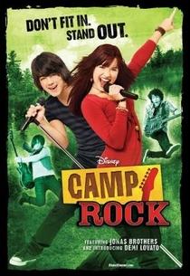 Camp Rock - Poster / Capa / Cartaz - Oficial 2