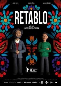Retablo - Poster / Capa / Cartaz - Oficial 1