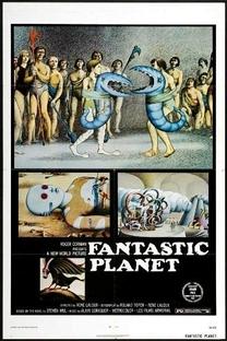 Planeta Fantástico   - Poster / Capa / Cartaz - Oficial 8