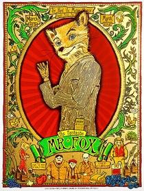 O Fantástico Sr. Raposo - Poster / Capa / Cartaz - Oficial 3