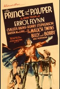 O Príncipe e o Mendigo - Poster / Capa / Cartaz - Oficial 1