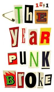 1991: The Year Punk Broke - Poster / Capa / Cartaz - Oficial 1