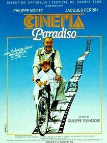 Cinema Paradiso - Poster / Capa / Cartaz - Oficial 5