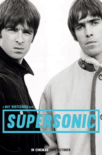 Oasis: Supersonic - Poster / Capa / Cartaz - Oficial 1
