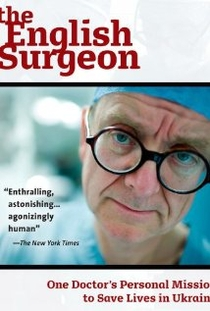 The English Surgeon - Poster / Capa / Cartaz - Oficial 1