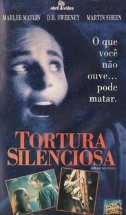 Tortura Silenciosa - Poster / Capa / Cartaz - Oficial 2