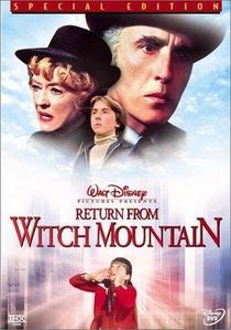 A Volta da Montanha Enfeitiçada - Poster / Capa / Cartaz - Oficial 5