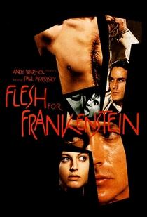 Carne para Frankenstein - Poster / Capa / Cartaz - Oficial 10