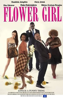 Flower Girl - Poster / Capa / Cartaz - Oficial 1