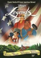 Disney - Lendas Americanas (American Legends )