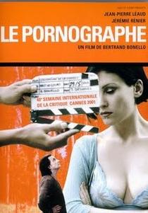O Pornógrafo  - Poster / Capa / Cartaz - Oficial 1