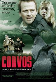 Corvos - Poster / Capa / Cartaz - Oficial 2