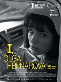 Eu, Olga Hepnarová - Poster / Capa / Cartaz - Oficial 2