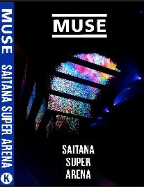 Muse - Live in Japan - Poster / Capa / Cartaz - Oficial 1