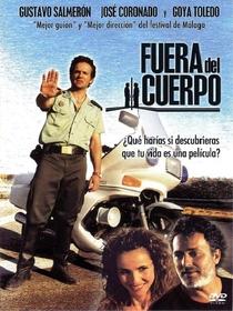 Fora do Corpo - Poster / Capa / Cartaz - Oficial 1