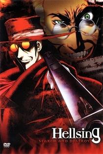 Hellsing - Poster / Capa / Cartaz - Oficial 12