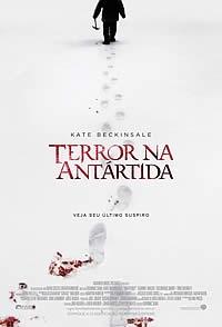 Terror na Antártida - Poster / Capa / Cartaz - Oficial 2
