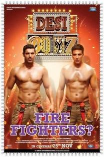 Desi Boyz - Poster / Capa / Cartaz - Oficial 1