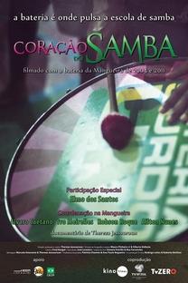 Coração do Samba - Poster / Capa / Cartaz - Oficial 1