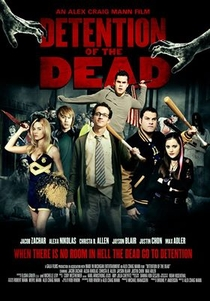 Detention of the Dead - Poster / Capa / Cartaz - Oficial 1