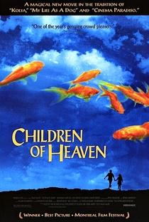Filhos do Paraíso - Poster / Capa / Cartaz - Oficial 4