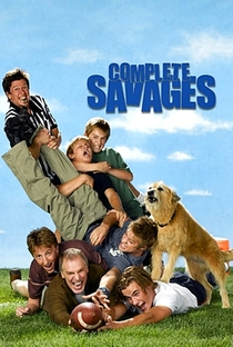 Adoráveis Selvagens (1ª Temporada) - Poster / Capa / Cartaz - Oficial 1