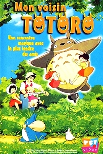 Meu Amigo Totoro - Poster / Capa / Cartaz - Oficial 39