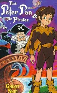 Peter Pan & os Piratas - Poster / Capa / Cartaz - Oficial 2