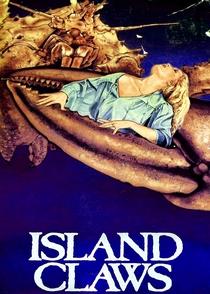 Island Claws - Poster / Capa / Cartaz - Oficial 1