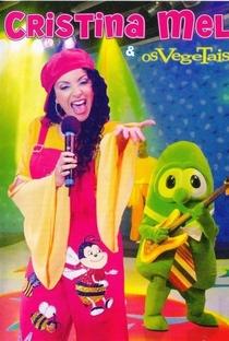 Cristina Mel e os Vegetais - Poster / Capa / Cartaz - Oficial 1