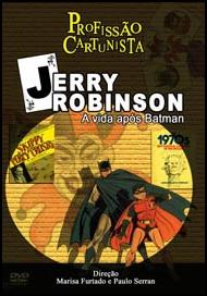 Jerry Robinson em Profissão Cartunista - Poster / Capa / Cartaz - Oficial 1