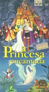 A Princesa Encantada - Poster / Capa / Cartaz - Oficial 2