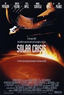 Solar Crisis - Poster / Capa / Cartaz - Oficial 1