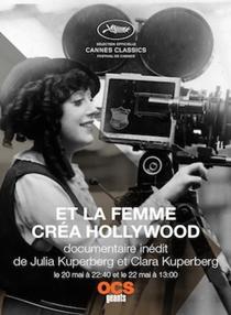 E a Mulher Criou Hollywood - Poster / Capa / Cartaz - Oficial 1