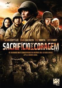 Sacrifício e Coragem - Poster / Capa / Cartaz - Oficial 1