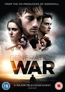 Os Filhos da Guerra - Poster / Capa / Cartaz - Oficial 4